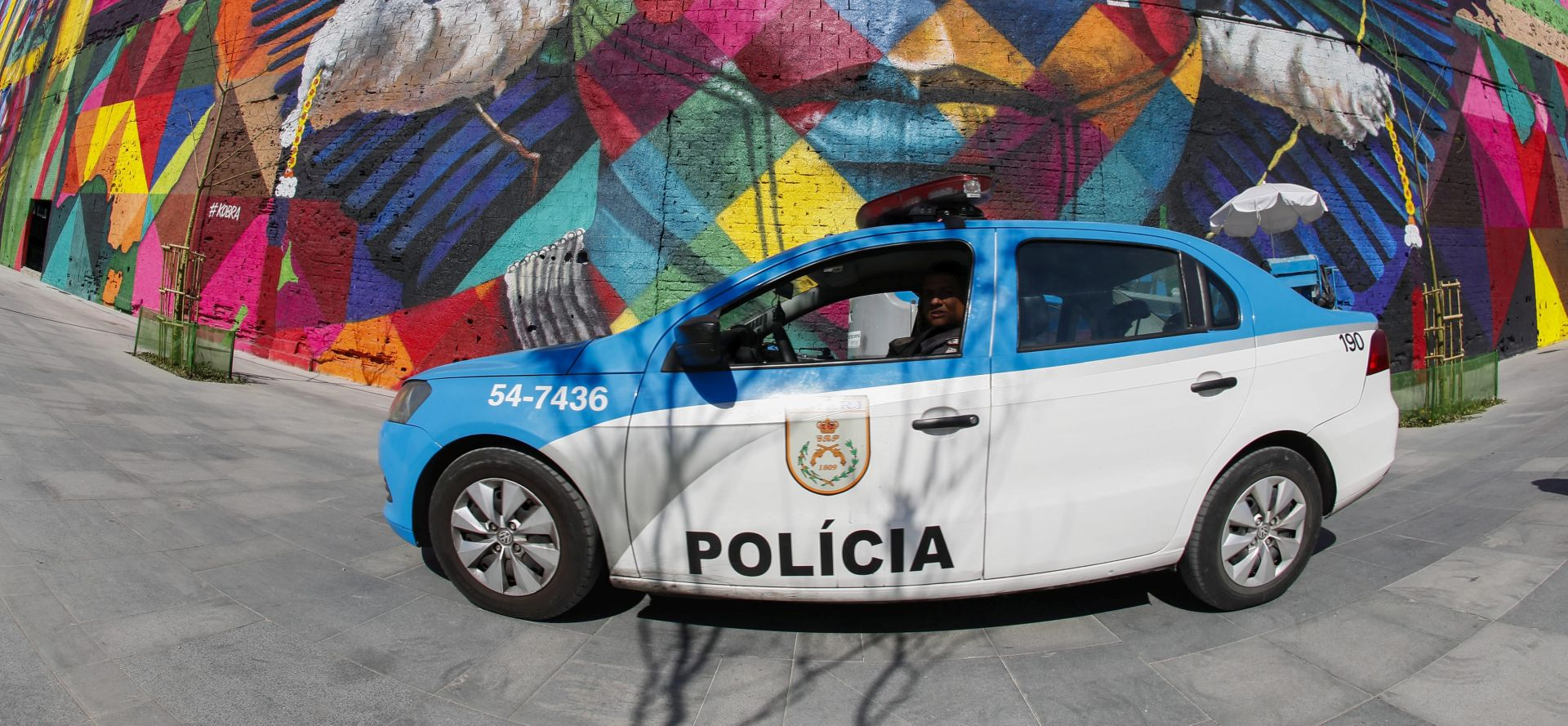 OI RIO: Sukob policije i kriminalaca u faveli Alemao