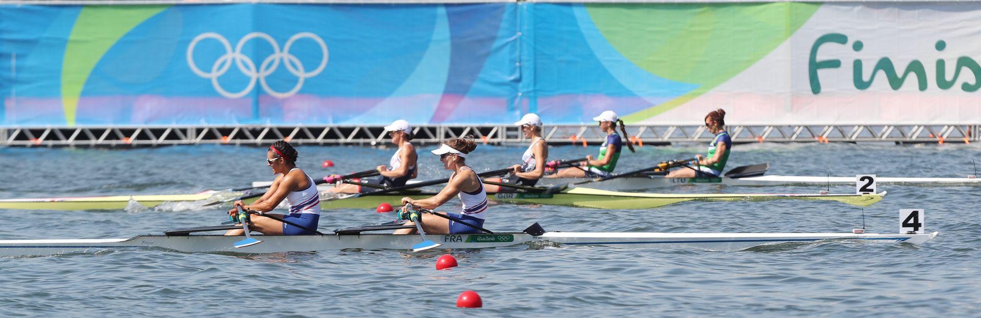 OI RIO: Odgođen početak veslačkih natjecanja zbog loših vremenskih uvjeta