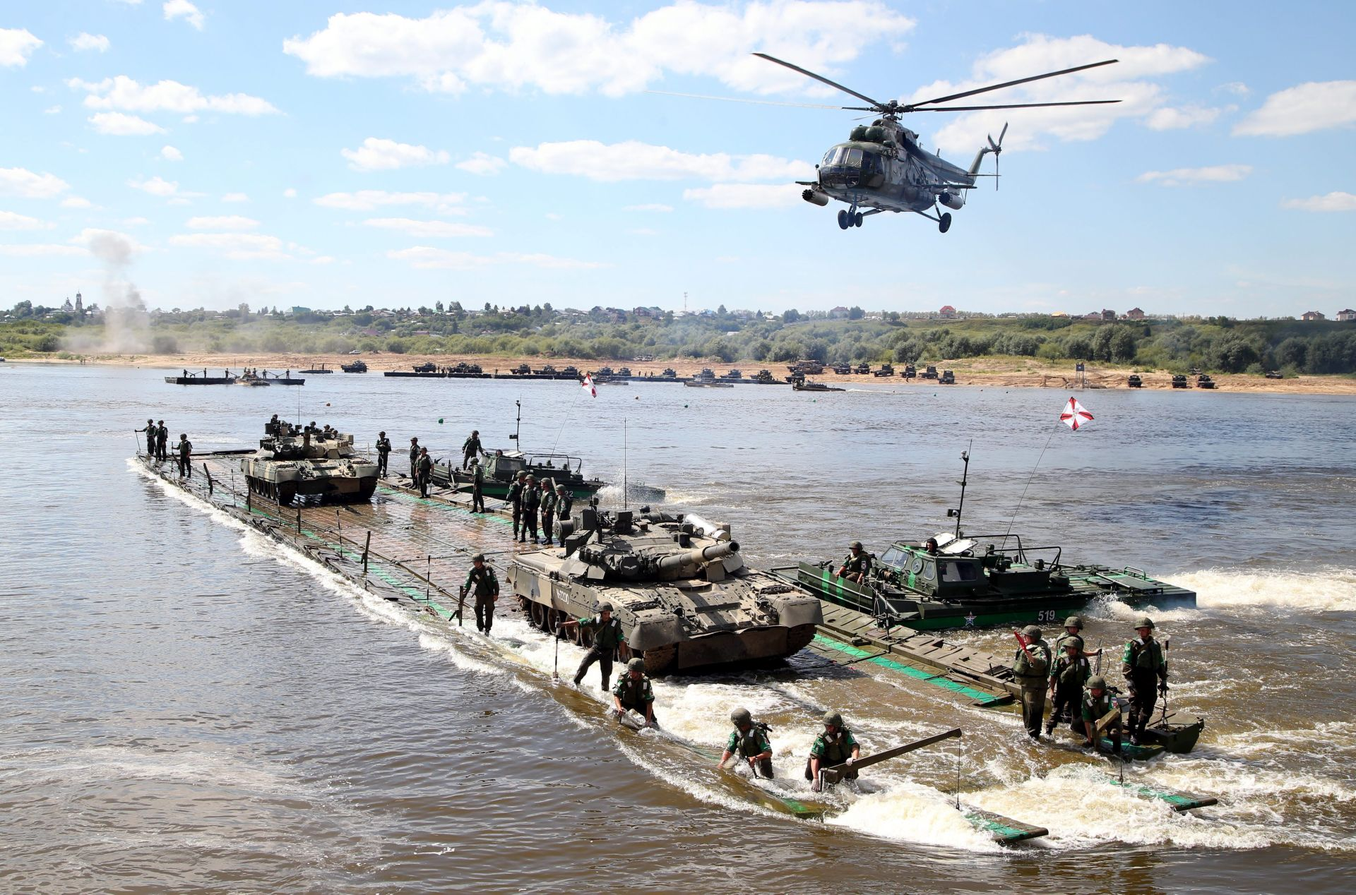 MINISTARSTVO OBRANE: Rusija na Krimu razmjestila obrambeni sustav S-400
