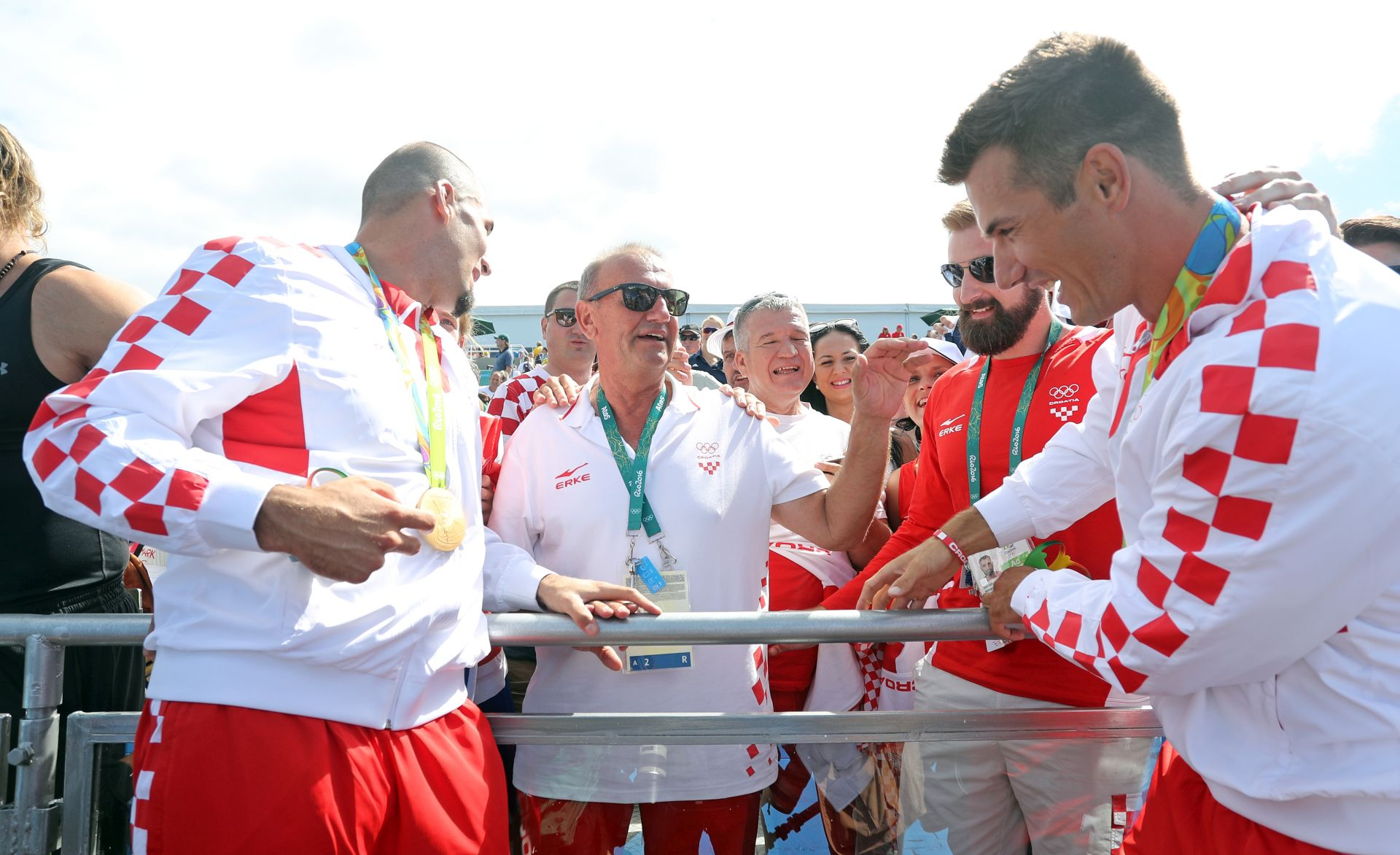 TRENER BRALIĆ: 'Mislim da Valent i Martin mogu trajati još dva olimpijska ciklusa'