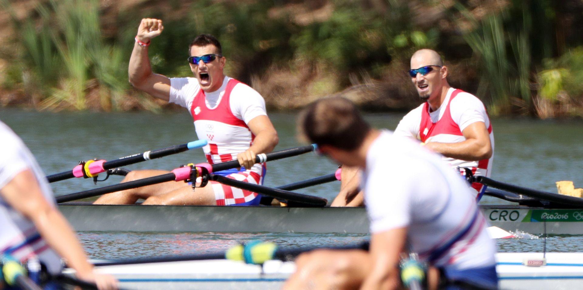Braća Sinković pobjedom do polufinala u Luzernu