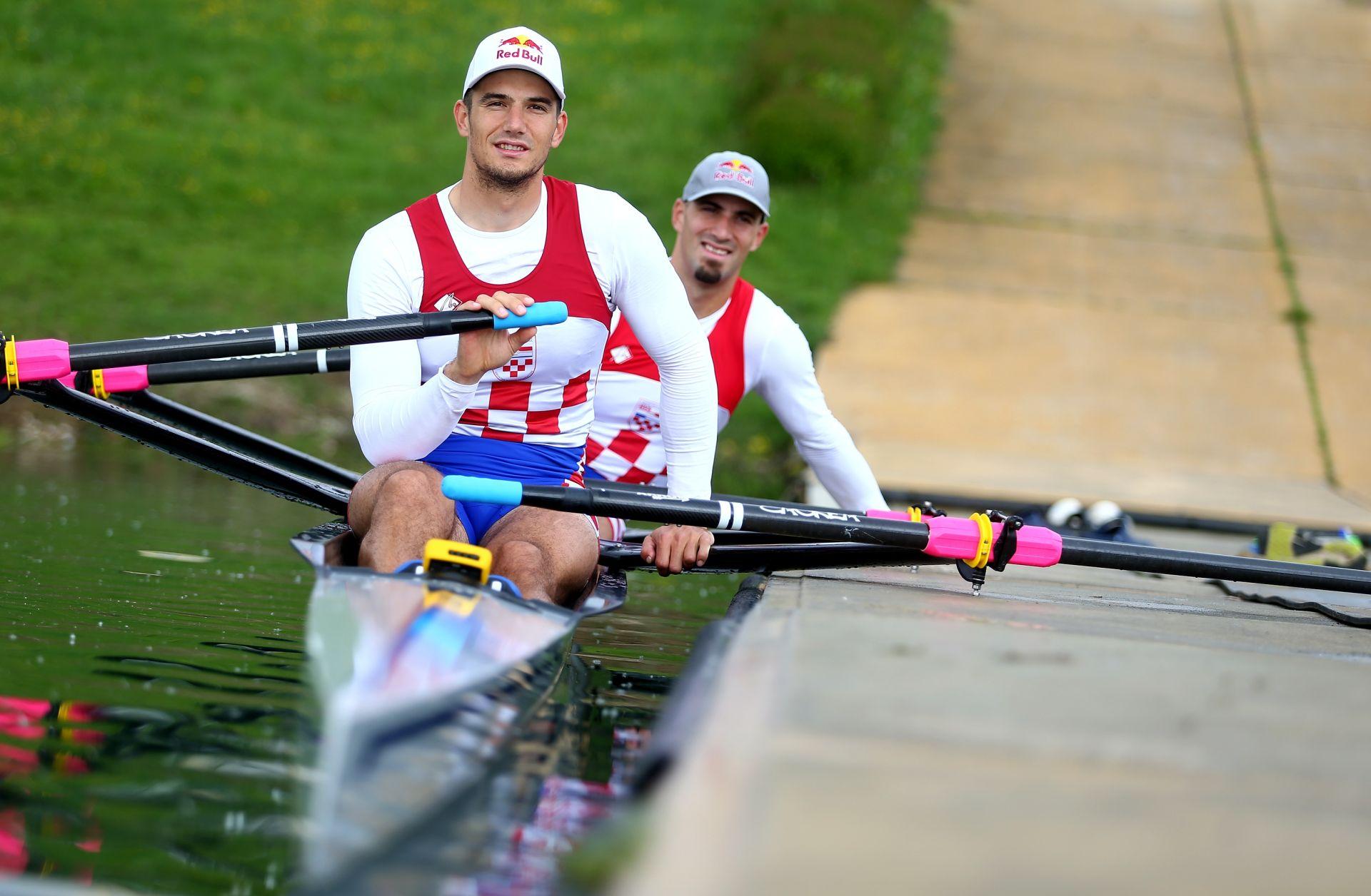 OI Rio: Braća Sinković u polufinalu