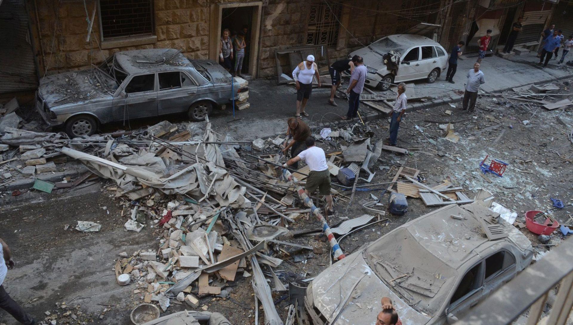 UJEDINJENI NARODI Sve strane u Alepu čine ratne zločine