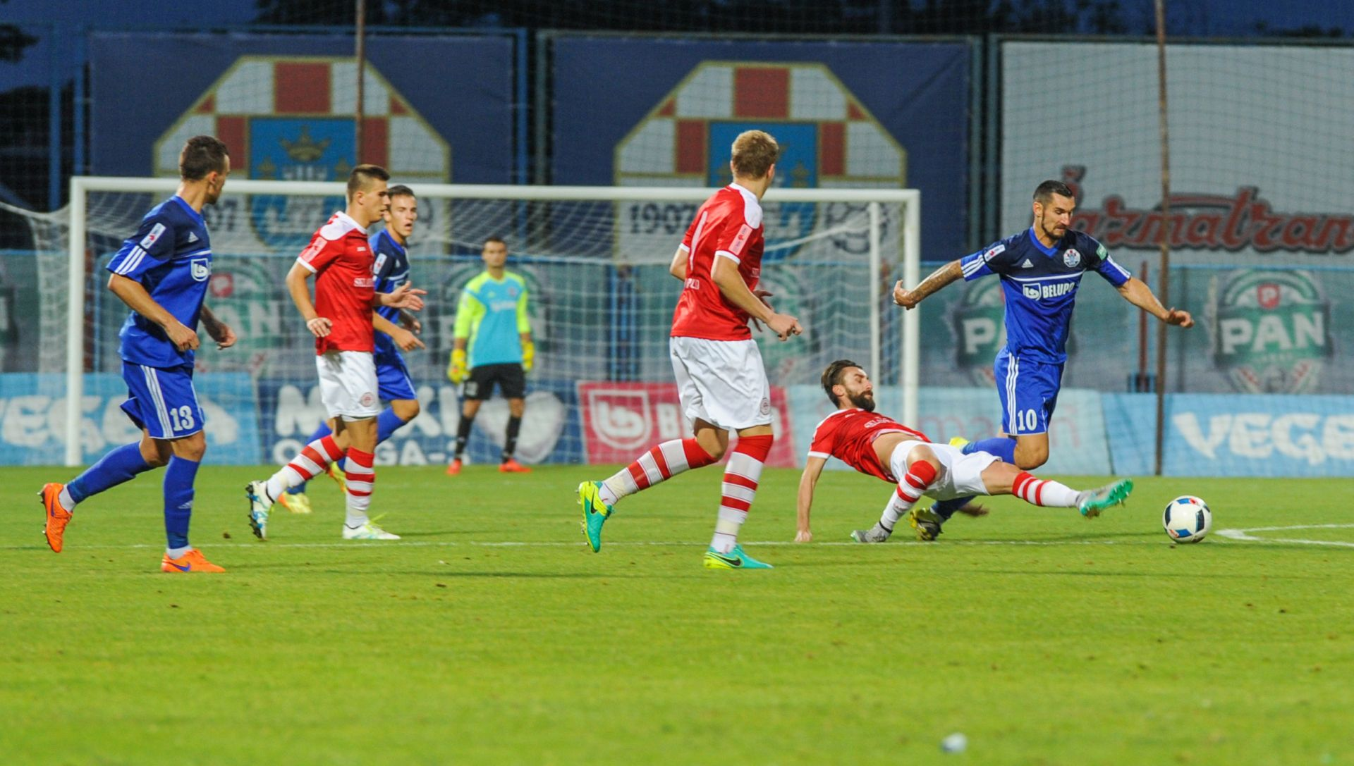 PRVA HNL: Slaven Belupo – Split 0-0