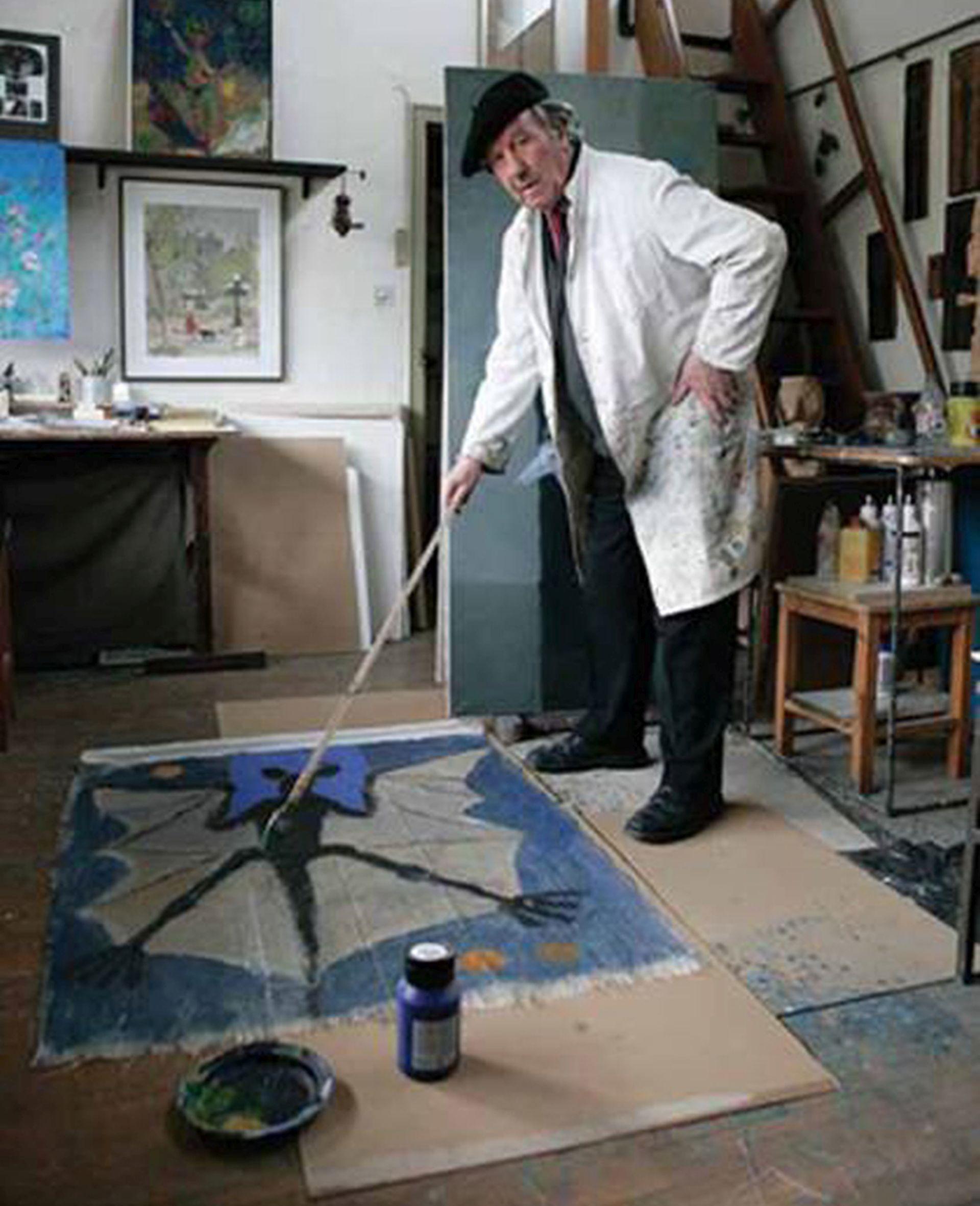 Umro akademski slikar i likovni pedagog Josip Roca