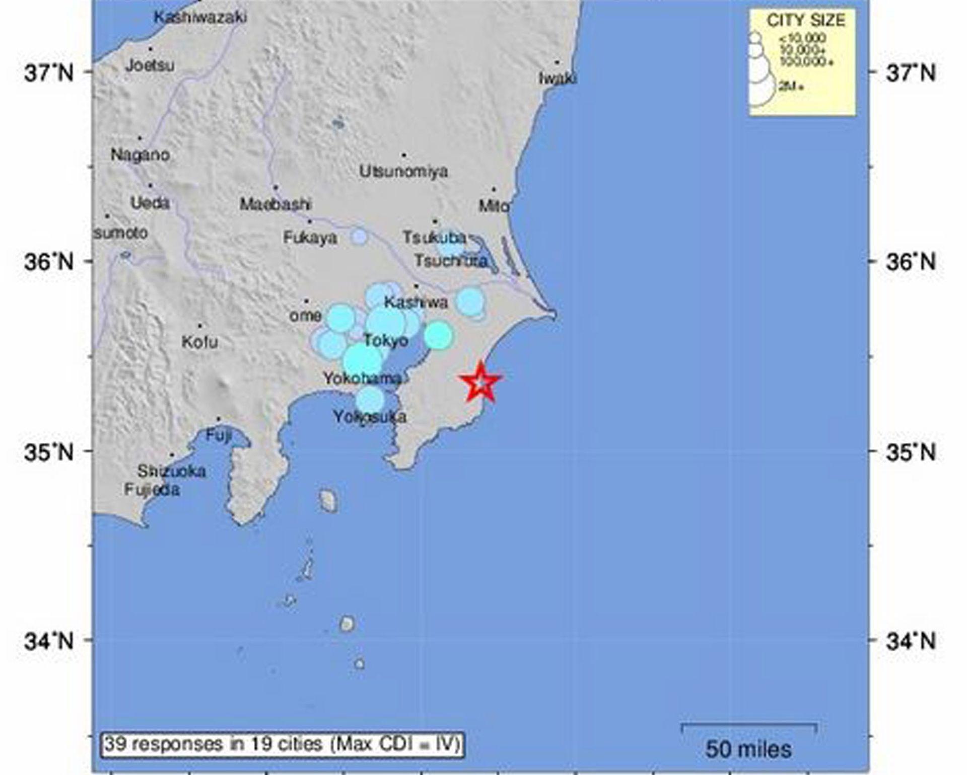 Stanovnike Tokija uznemirila lažna uzbuna na razoran potres
