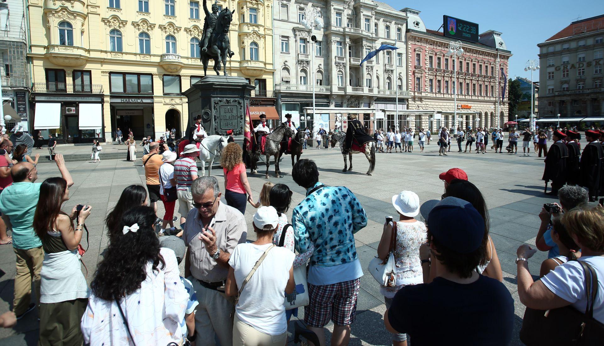 PODACI SUSTAVA eVISITOR: Na kontinentu 7 posto noćenja, najjači Lika-Karlovac i Zagreb