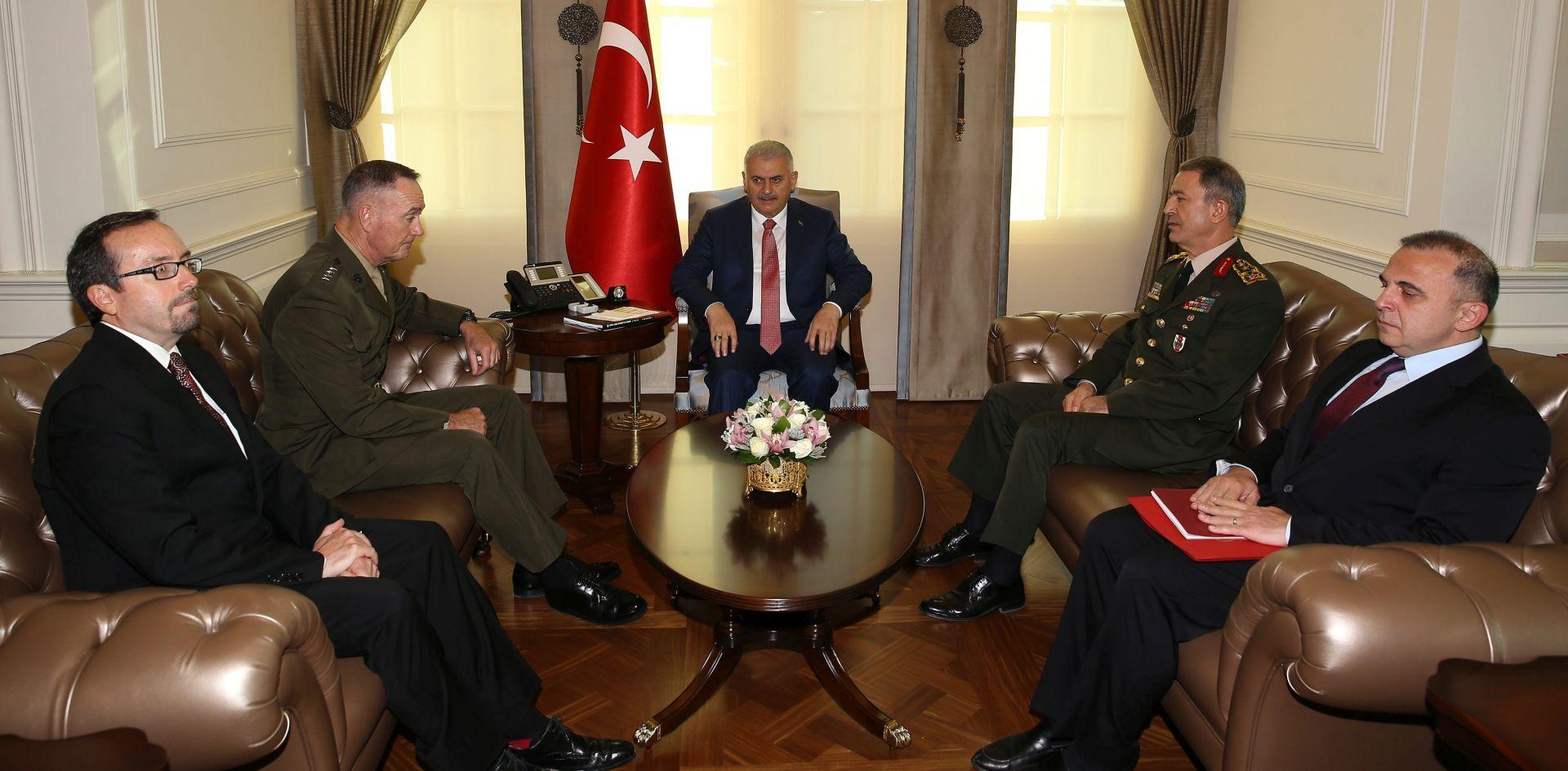 Američki general u misiji smirivanja napetosti s Turskom