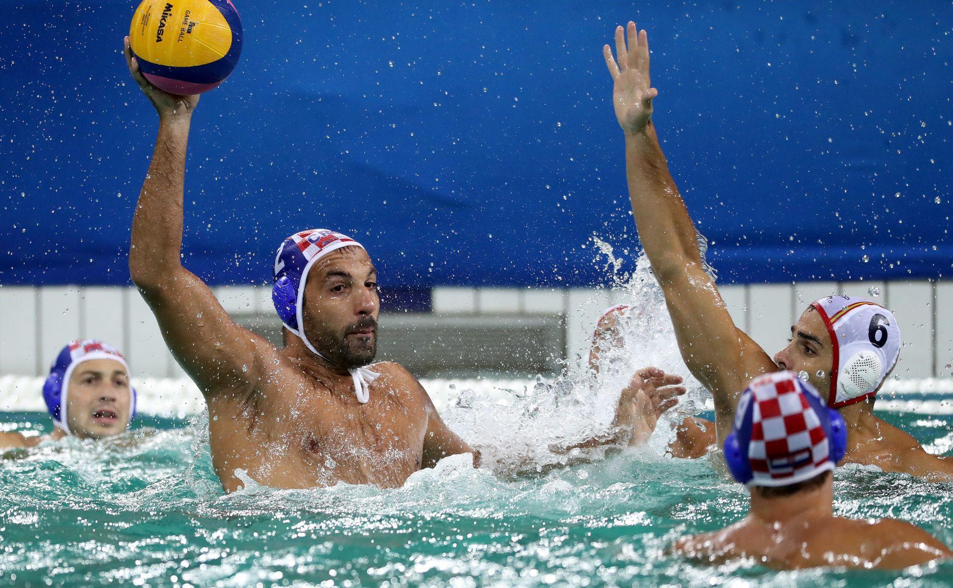 OI RIO: Hrvatska – Italija 10-7