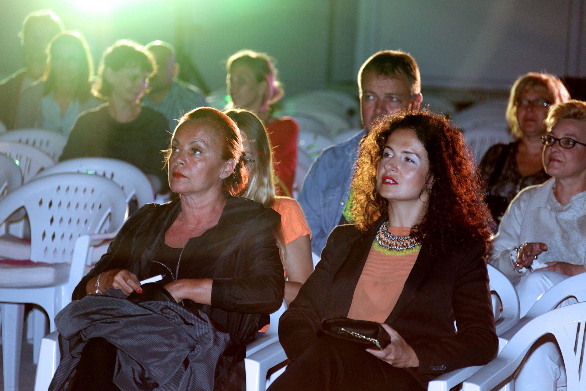 FOTO: Toni Erdmann i novi Pedro Almodovar oduševili publiku u Vukovaru!