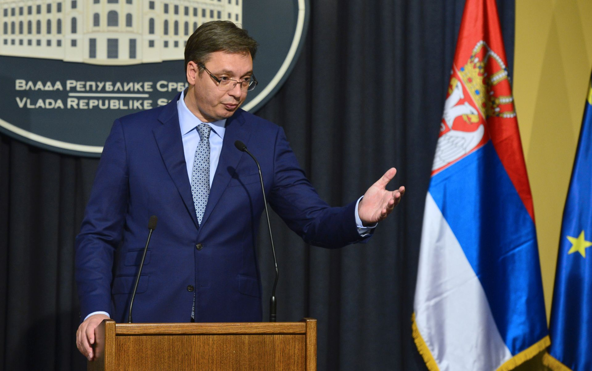 VUČIĆ: Više nećemo odgovarati na izjave hrvatskih dužnosnika