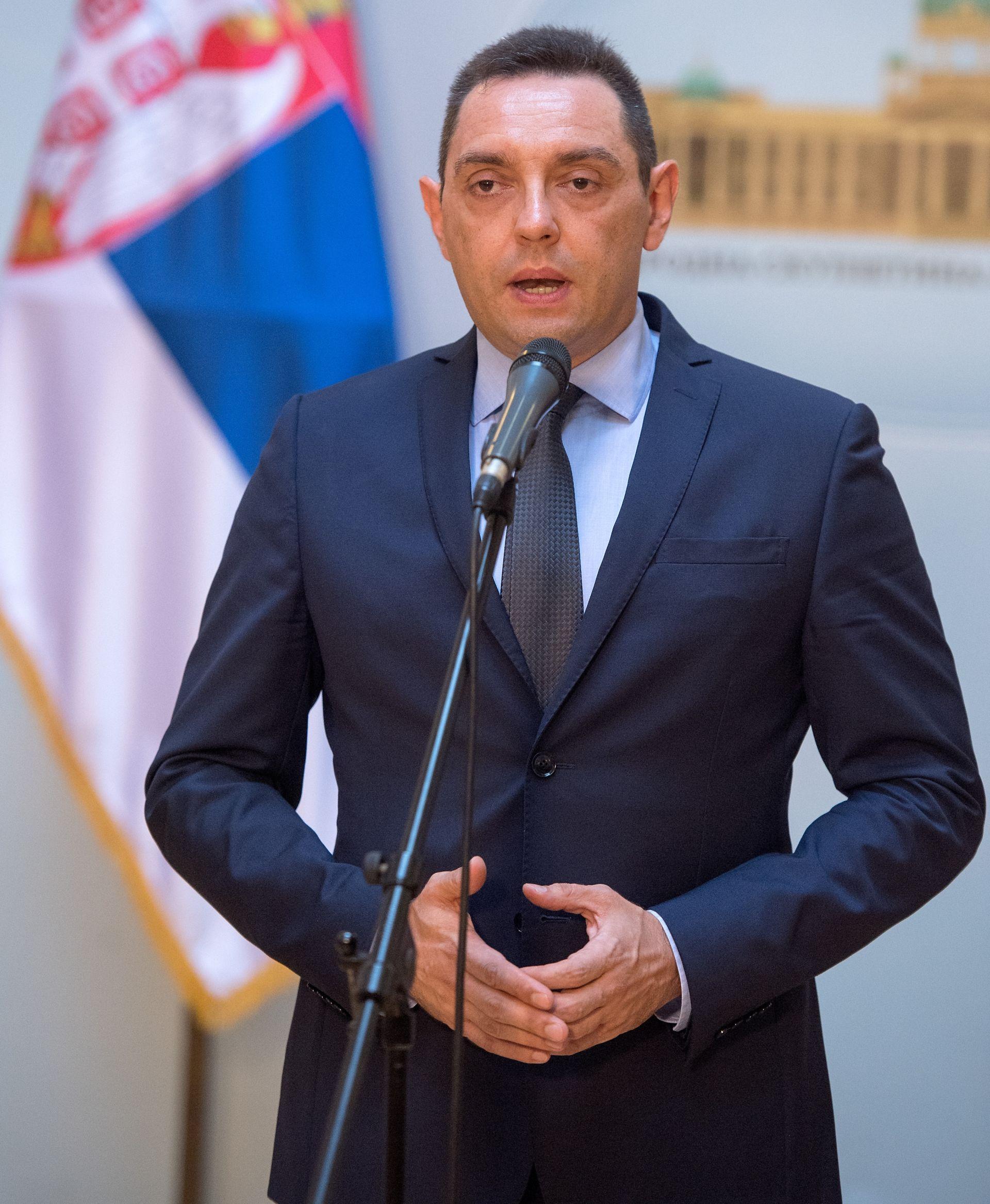 VULIN: 'Orepićeva izjava je najava rasnih zakona kao u NDH'
