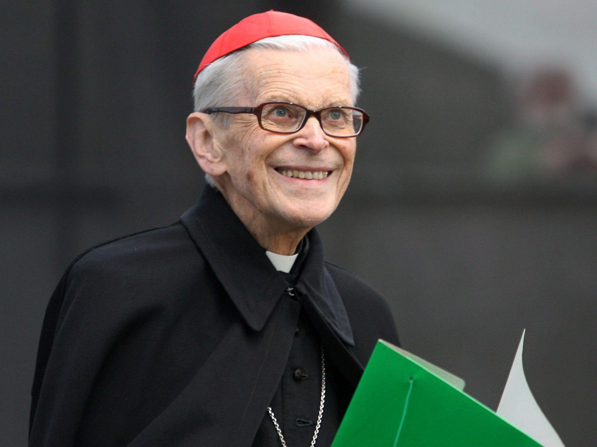 Umro kardinal Macharski, nasljednik pape Wojtyle u Krakovu