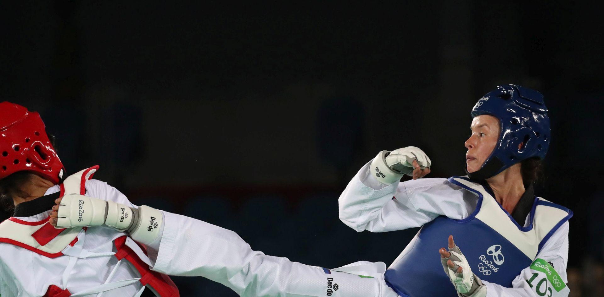 EP taekwondo: Brečiću zlato, bronce za Štetić i Andruna Razića