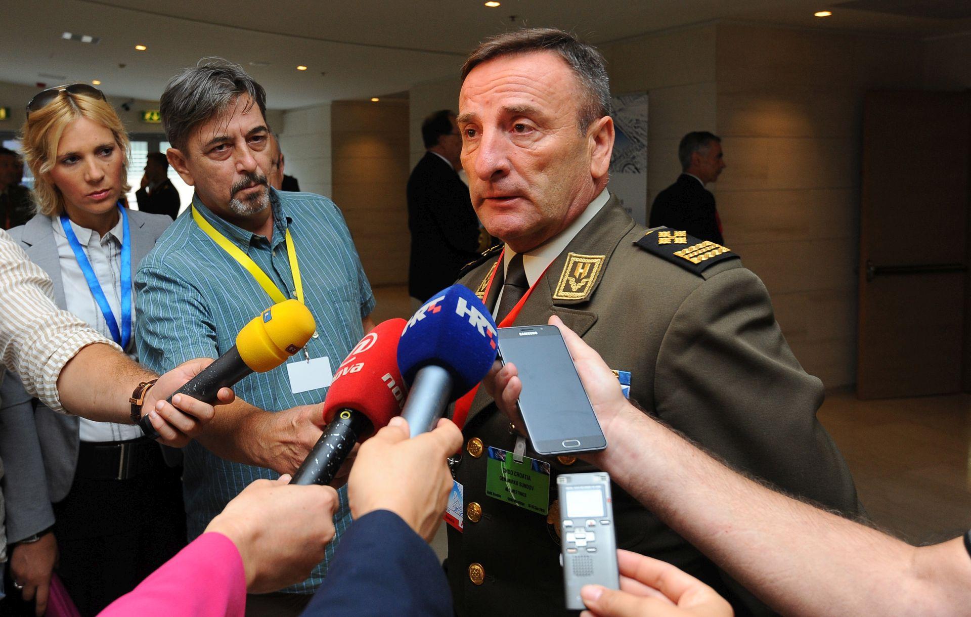 GENERAL ŠUNDOV: Konferencija NATO-a u Splitu je važan događaj za Hrvatsku i Sjevernoatlantski savez