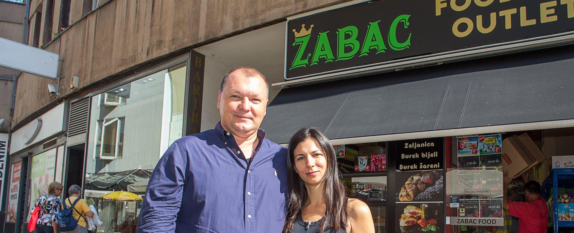 FOTO: Otvoren prvi hrvatski Food Outlet 'Žabac'
