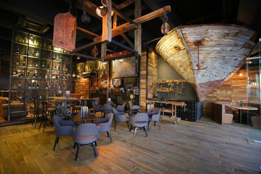Harbor - Cookhouse & Club