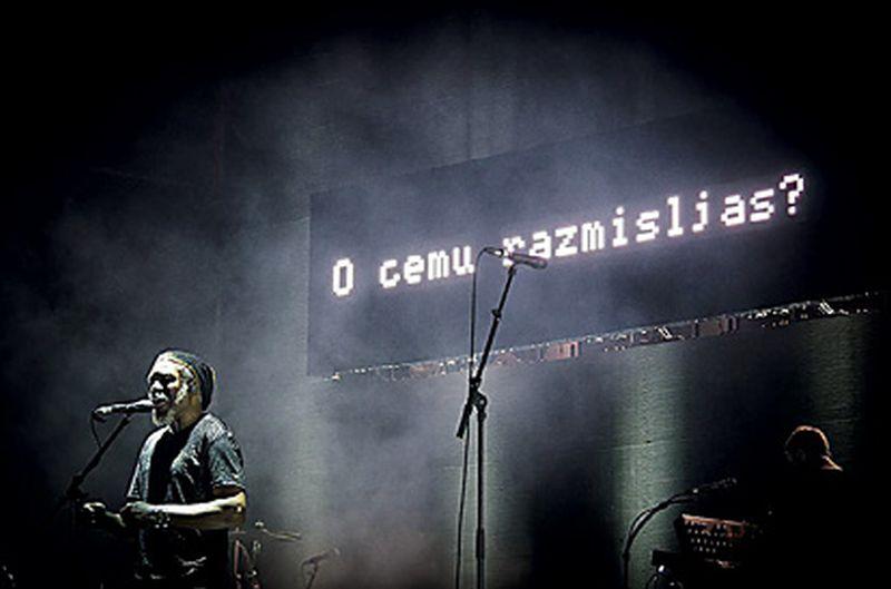 Upečatljiv audiovizualni manifest grupe Massive Attack