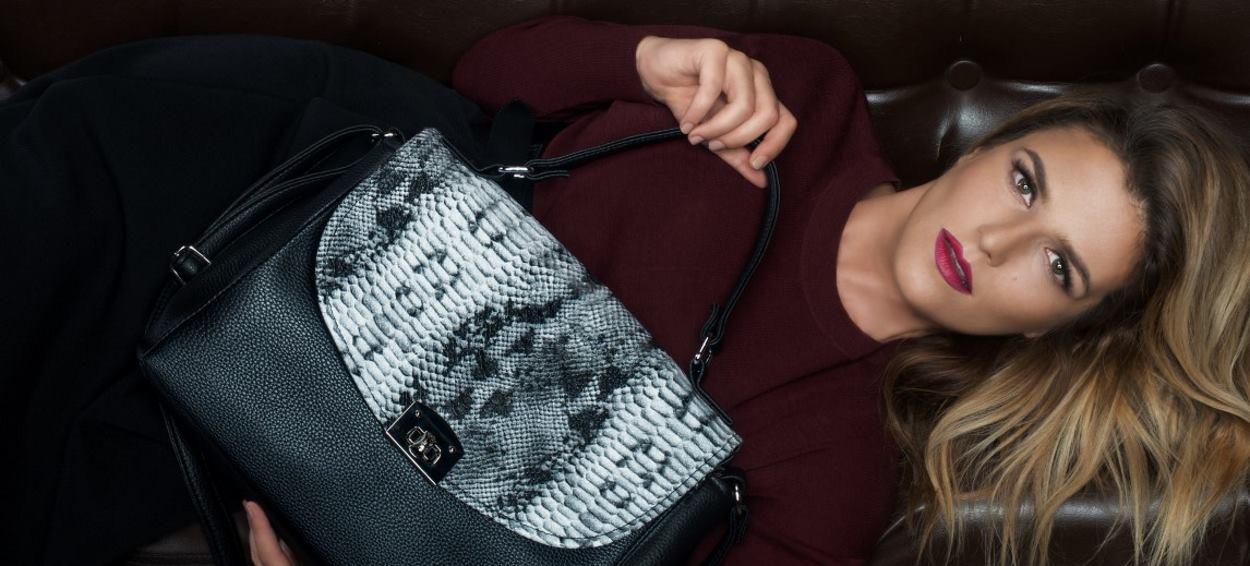 FOTO: Antonija Blaće zaštitno lice 'Lovely bags' jesenske kampanje