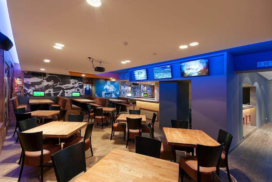 Brewbites - American restaurant&sports nudi odličnu zabavu i jelovnik