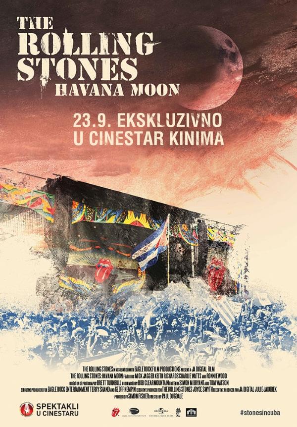 Pogledajte ovaj jedinstveni koncert 23. rujna ekskluzivno u CineStar kinima