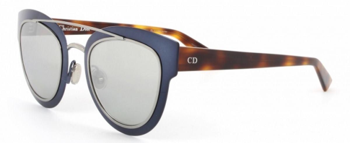 Cat-eye naočale za pogled ispod obrva