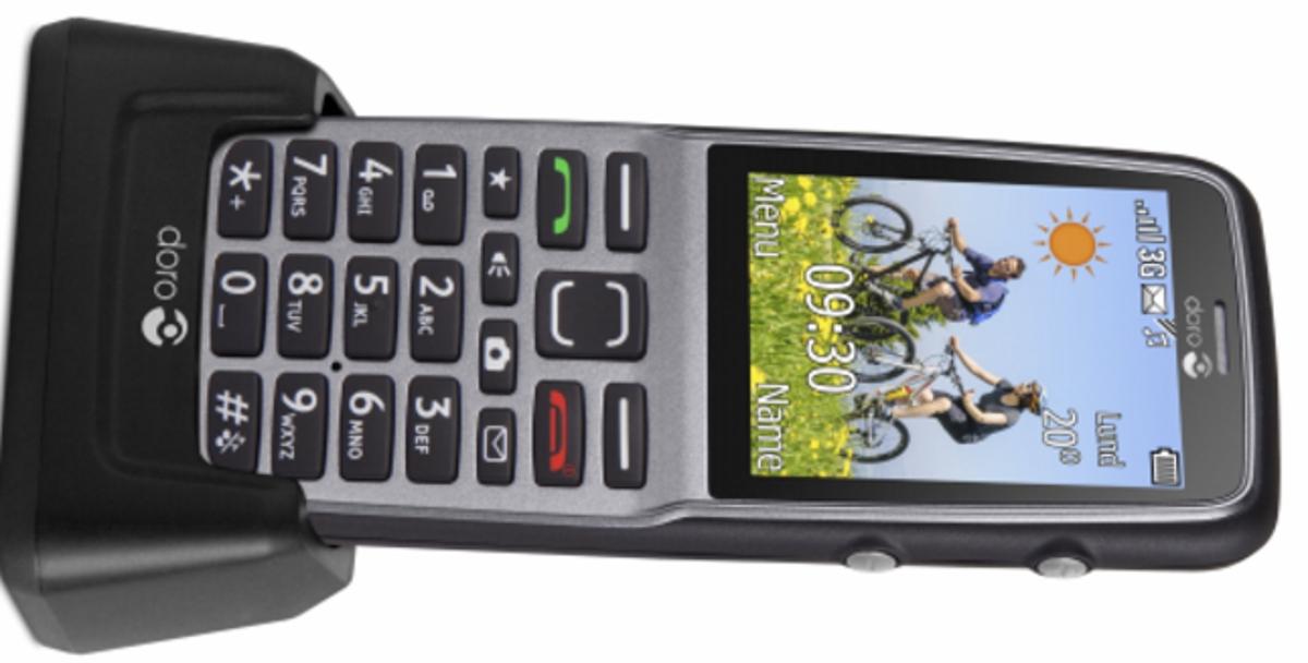 VIDEO: Doro telefoni PhoneEasy 530X i PhoneEasy 632 dizajnirani su i prilagođeni za starije osobe