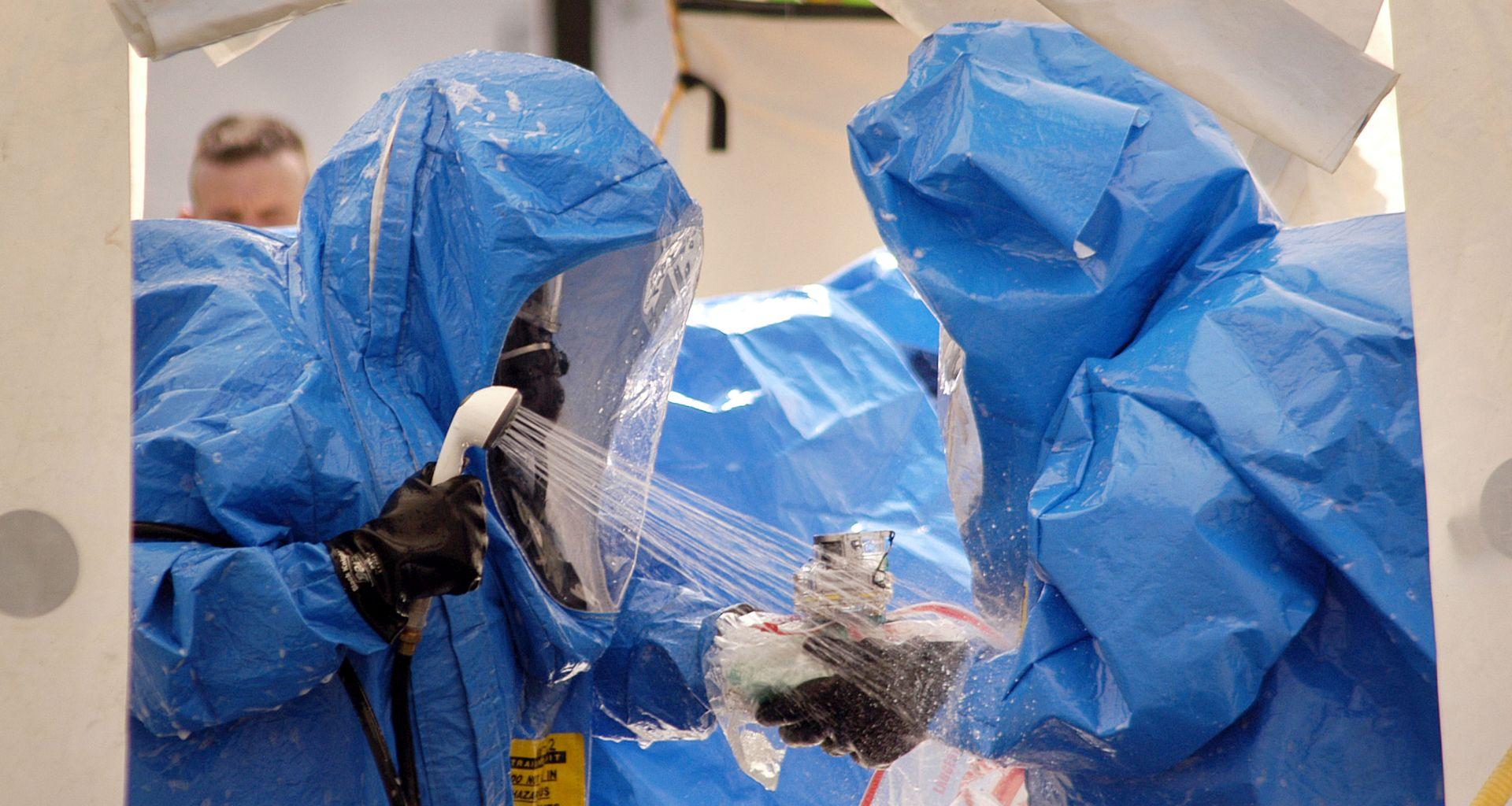 Na Karasovićima uhićena Poljakinja koja je prevozila radioaktivni materijal