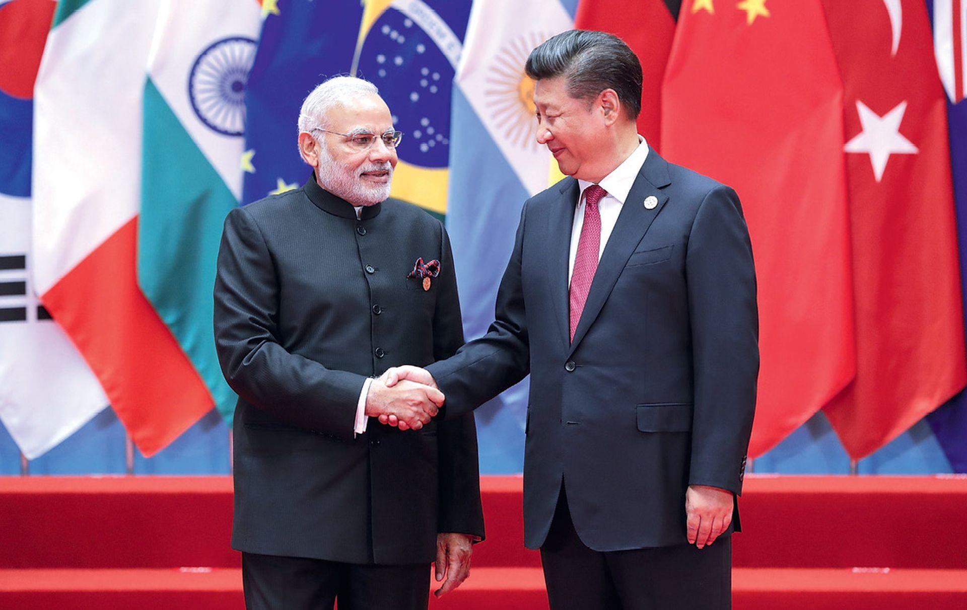 Sukob Indije i Kine ugrožava veliki kineski gospodarski program 'Jedan pojas, jedna cesta'