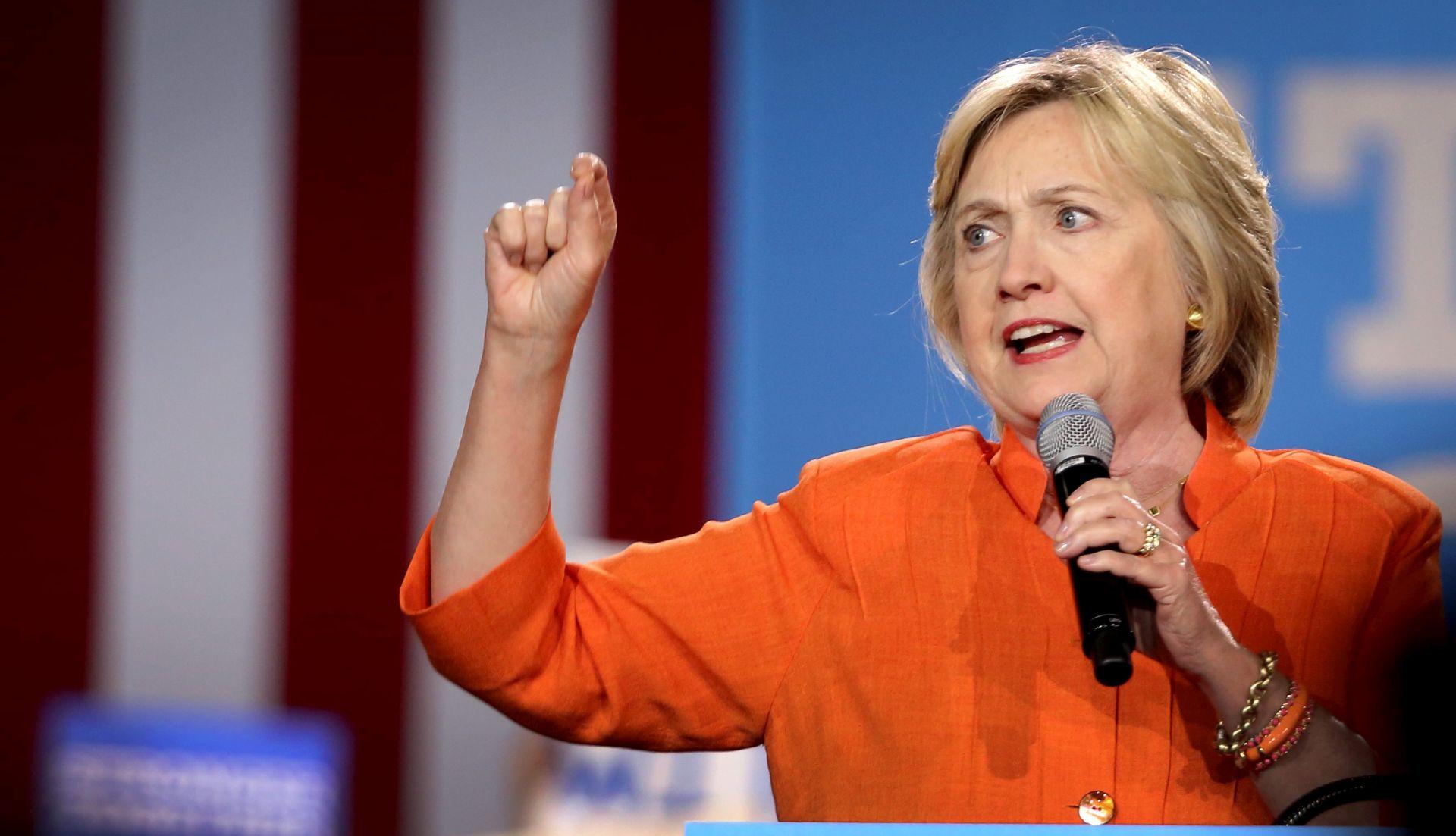 FBI objavio sažetak razgovora s Clinton o korištenju privatne elektroničke pošte