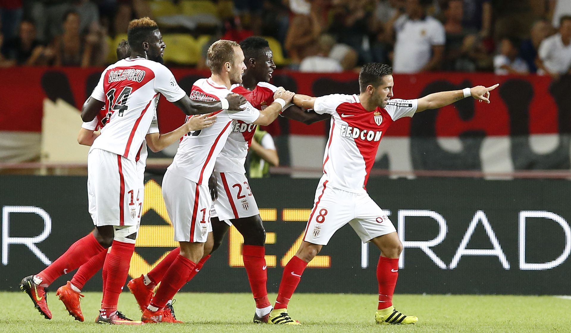 LIGUE 1 Monaco protutnjao Lilleom i zasjeo na vrh
