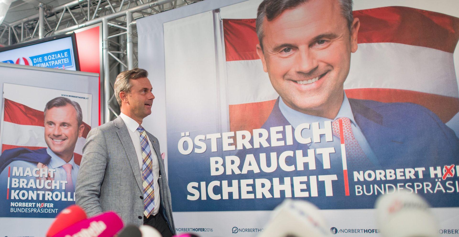 Austrijski predsjednički izbori odgađaju se zbog – slabog ljepila na listićima