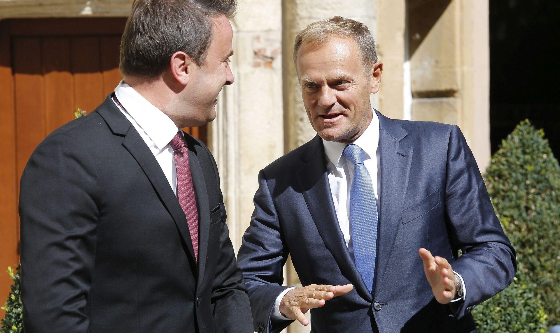Čelnici Unije na summitu o budućnosti EU-a nakon Brexita, o migrantskoj krizi i terorizmu