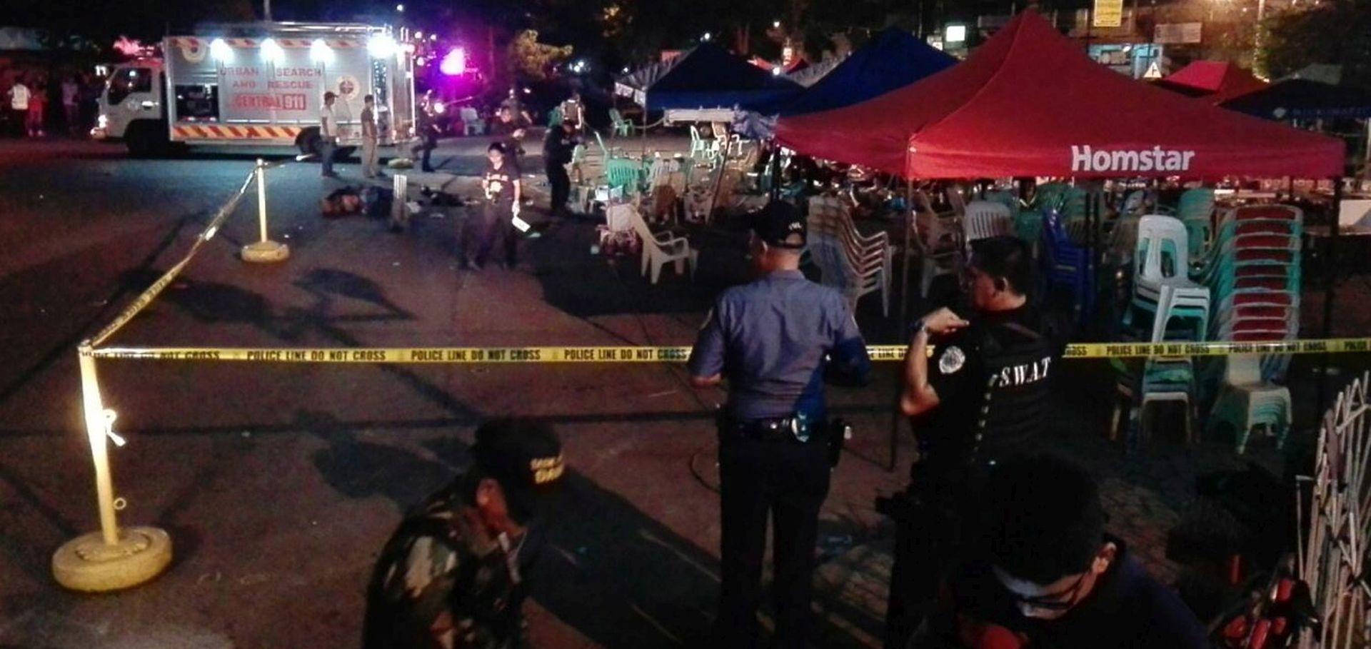 FILIPINI Eksplozija usmrtila 10, ranila 30 osoba