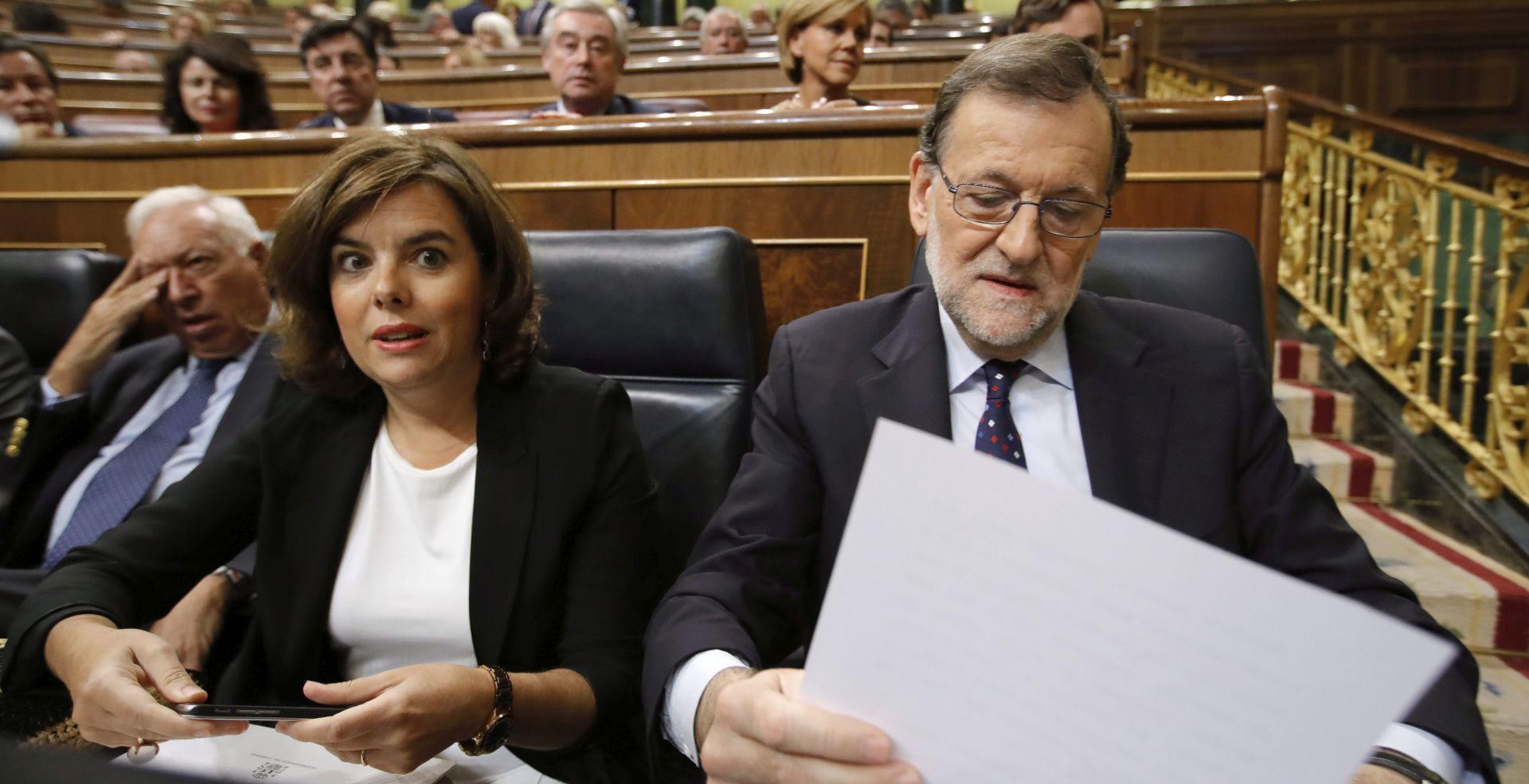 Rajoy drugi put nije dobio povjerenje parlamenta