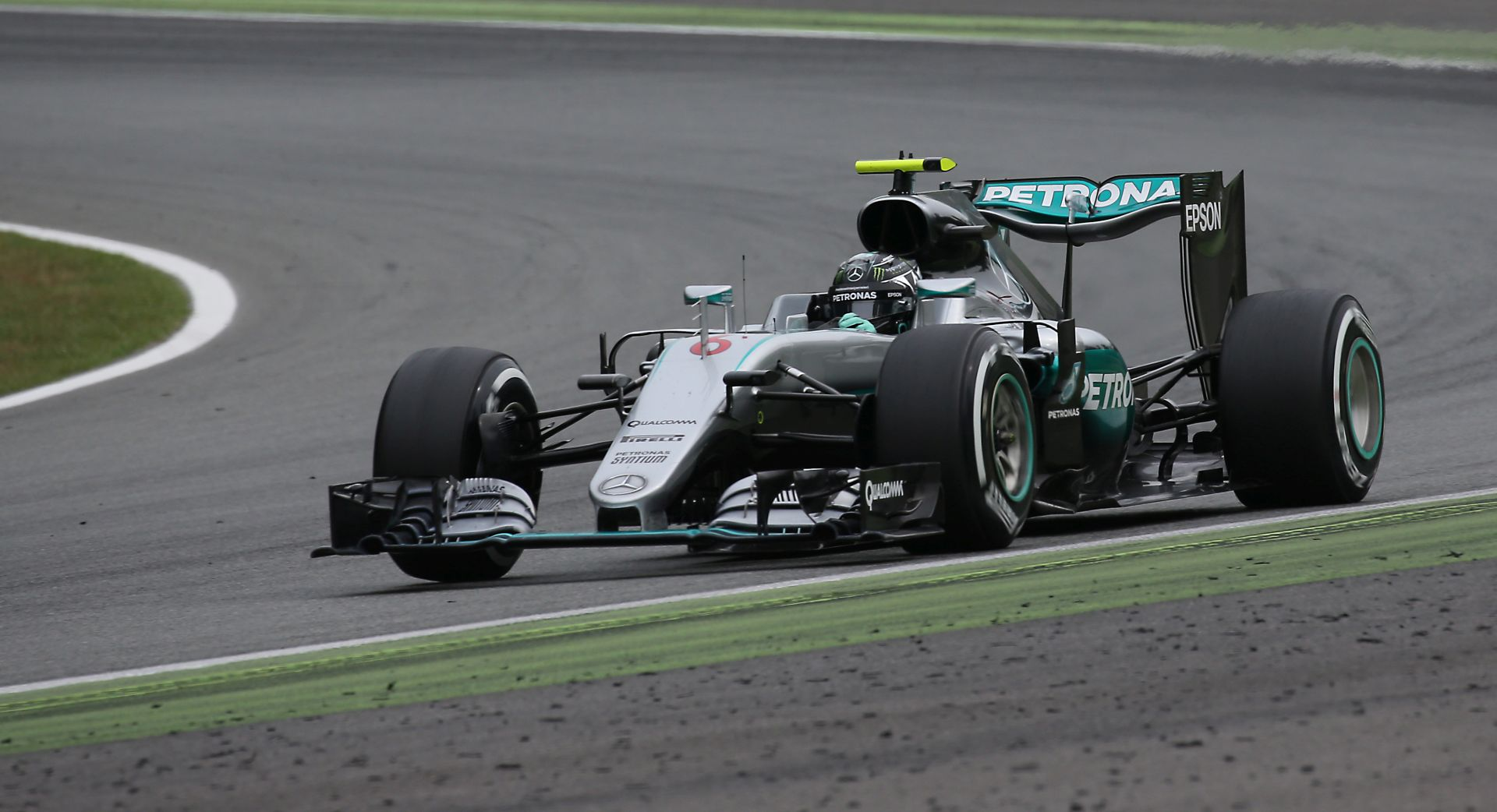 VN SINGAPURA Rosbergu kvalifikacije