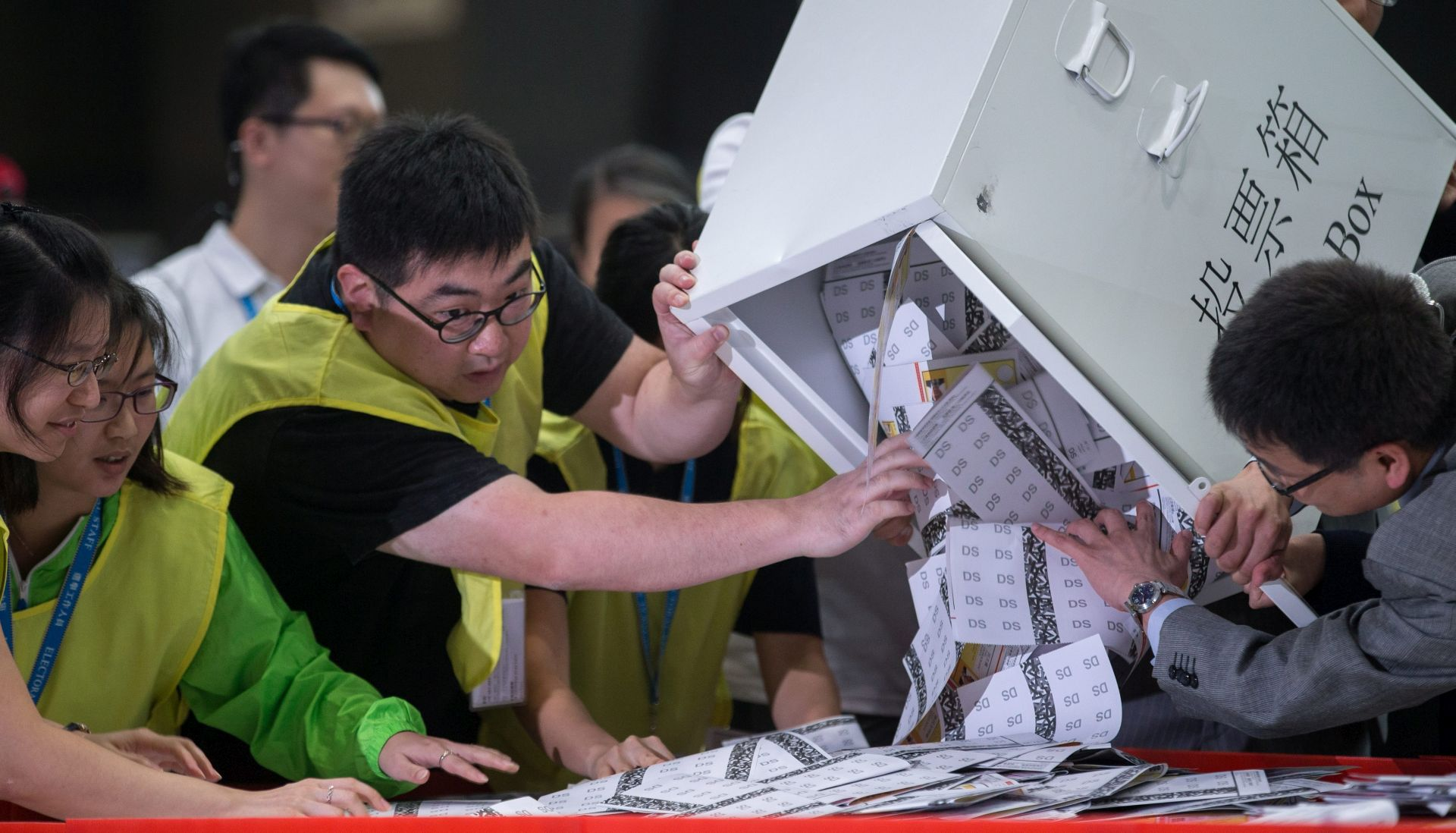 Izbori u Hong Kongu: Demokratska oporba mogla bi zadržati pravo veta