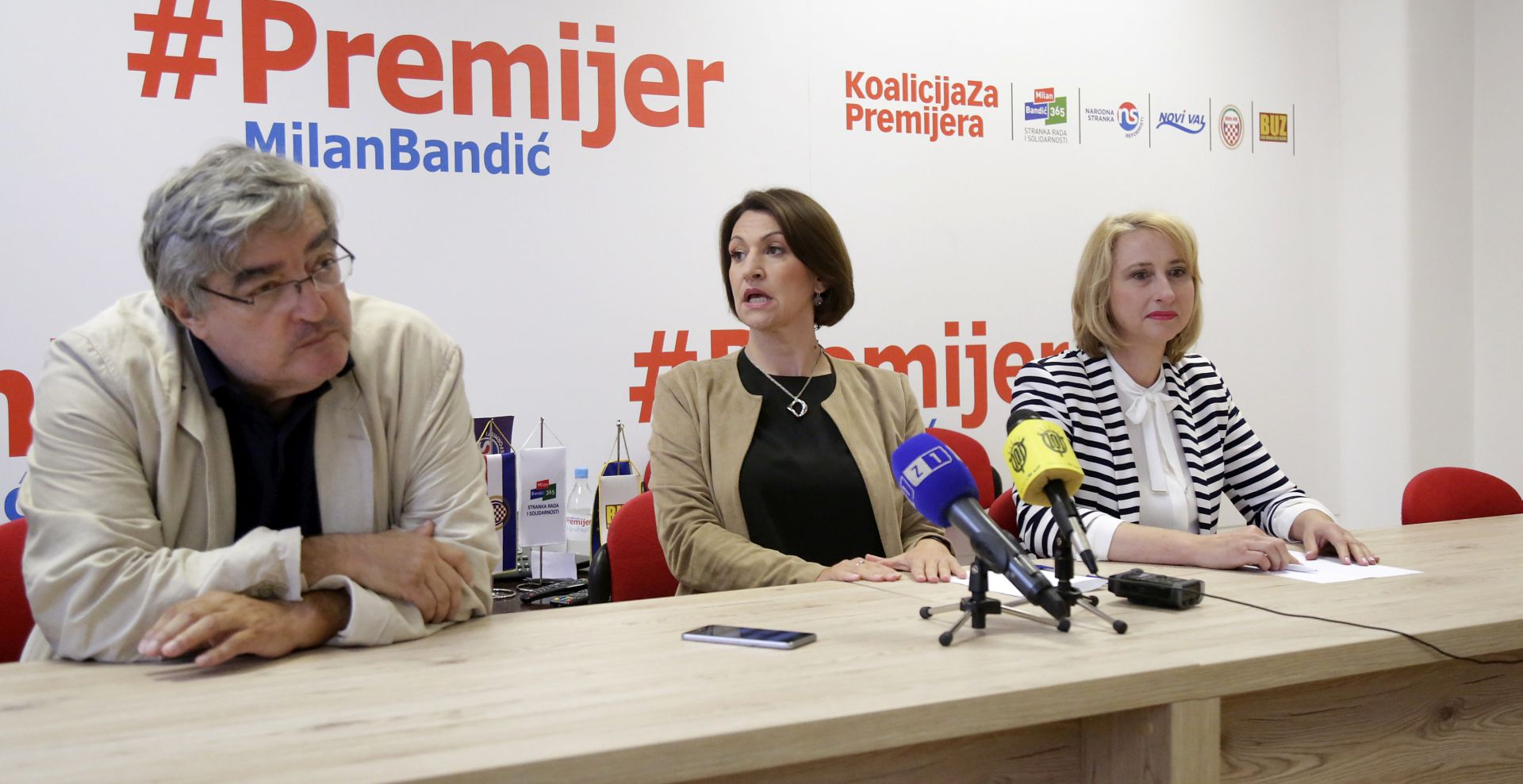 SLOBODAN PROSPEROV NOVAK 'Uzurpacija predizborne kampanje'
