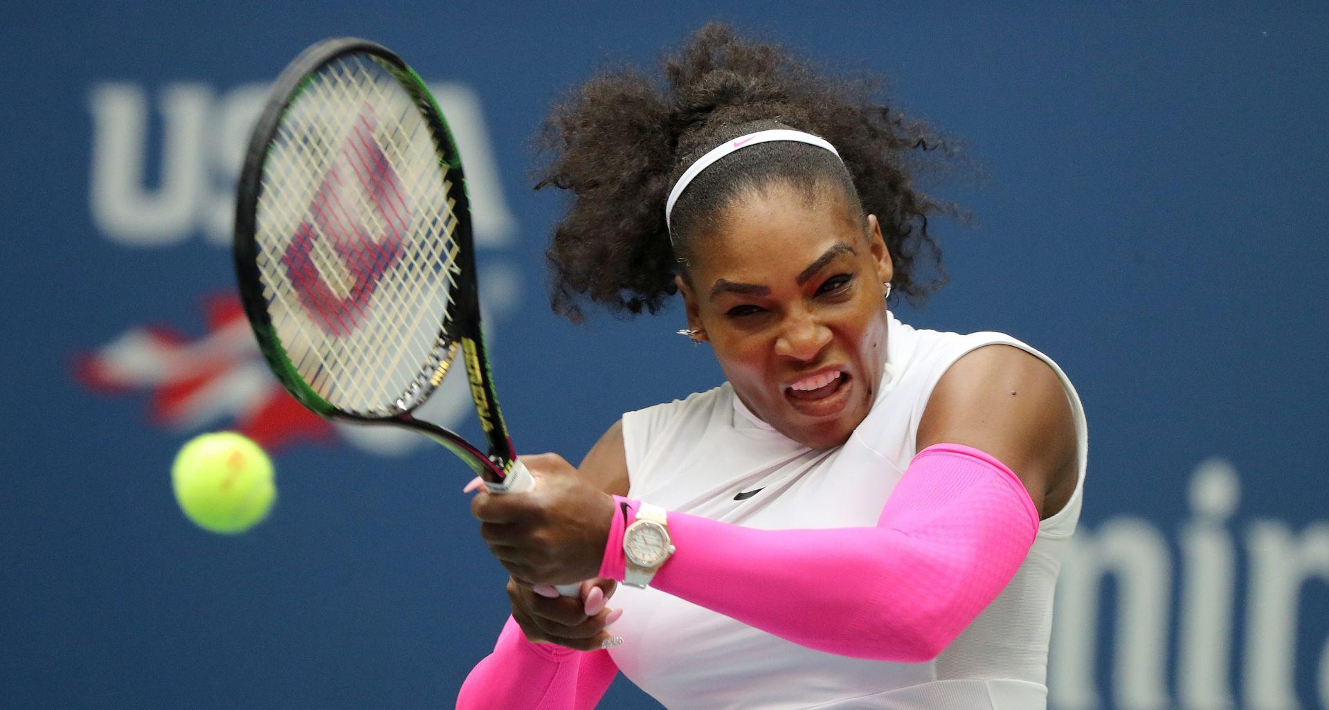 US OPEN Serena Williams u polufinalu