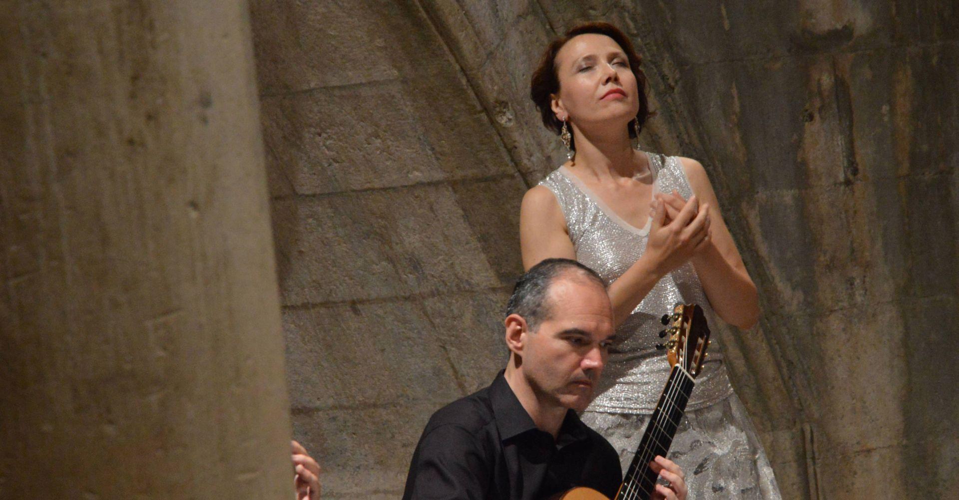 Dubrovnik: Koncert mezzosopranistice Renate Pokupić