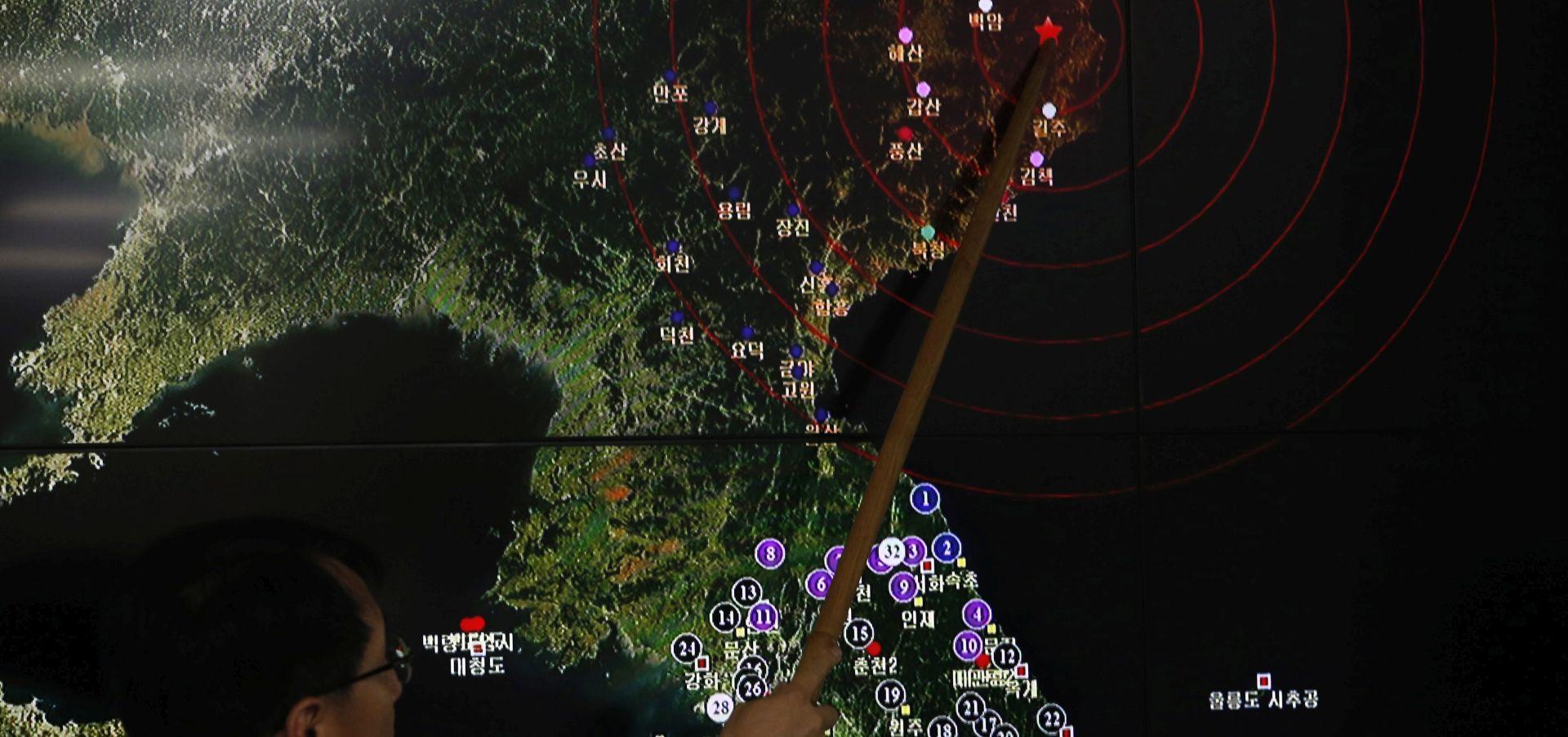 Sjevernokorejska atomska bomba je snažnija, no više brine to što je mala