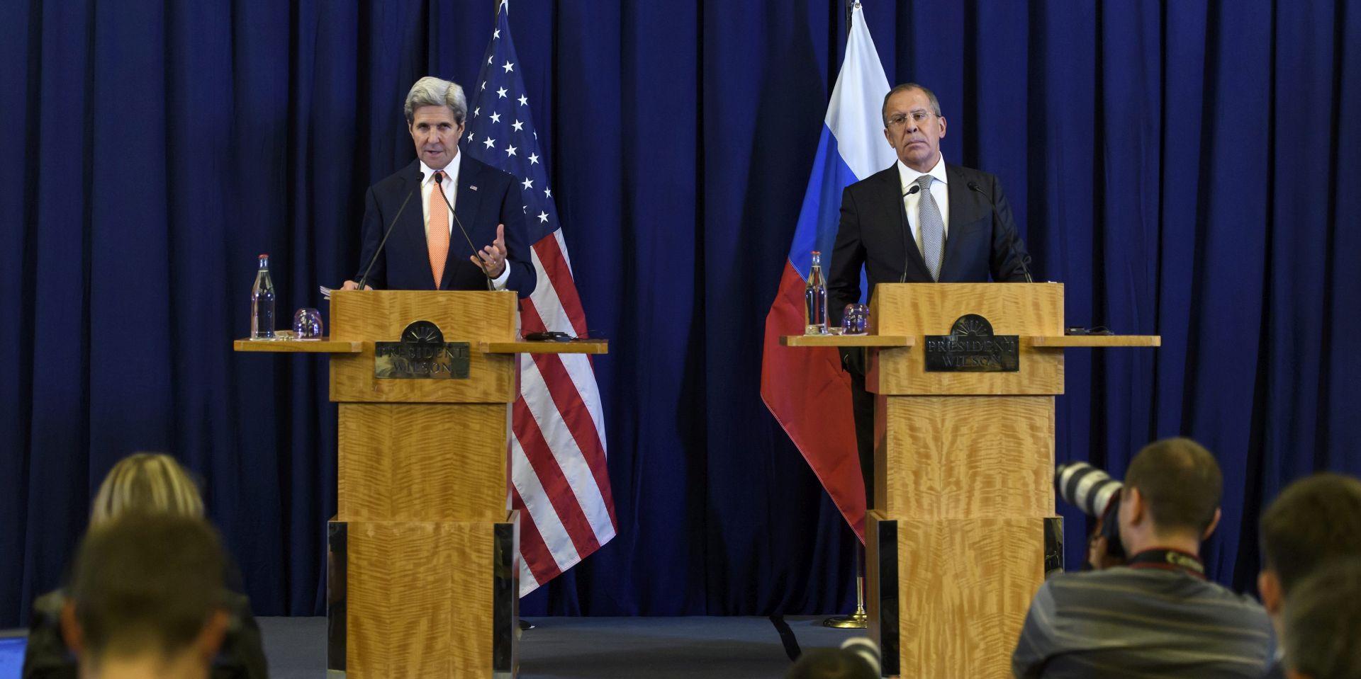 Sirijski režim prihvatio rusko-američki sporazum o primirju