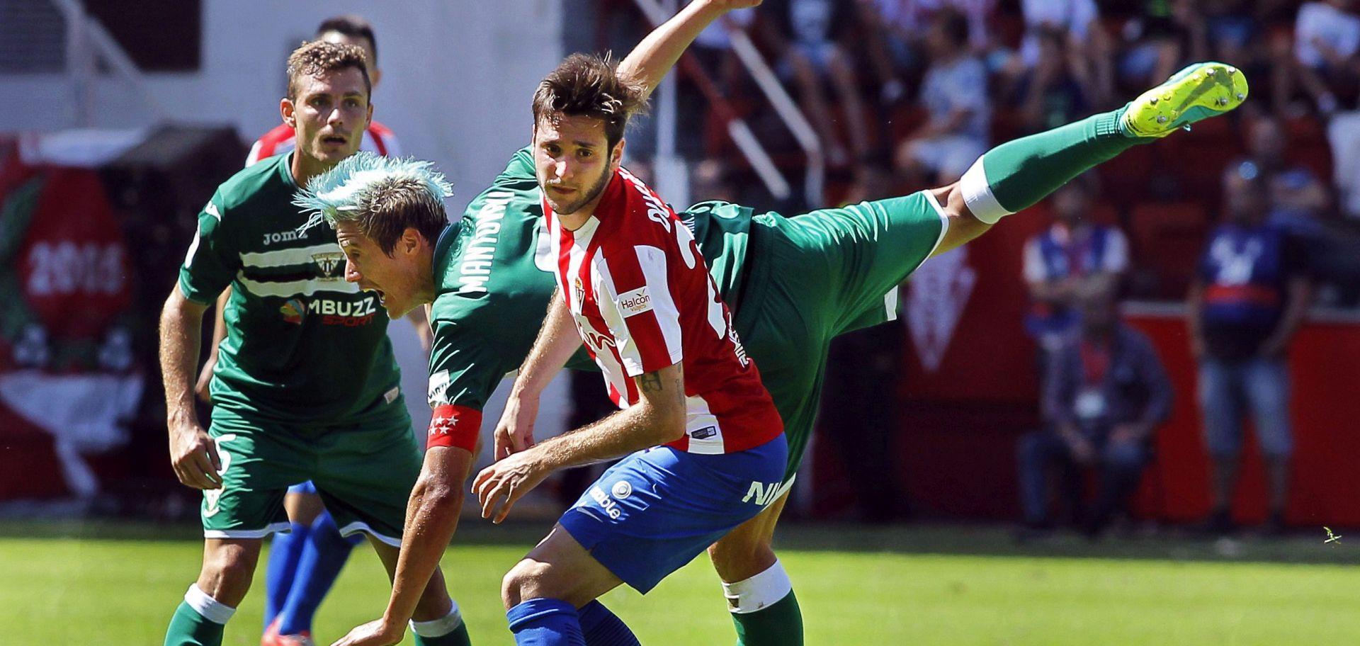 PRIMERA Pogodak Čopa u porazu Gijona, Real remizirao s Villarealom