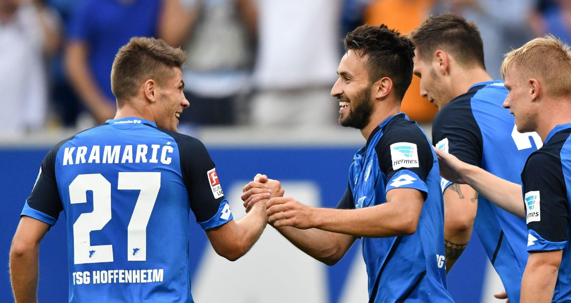 BUNDESLIGA Tri asistencije Kramarića za veliki preokret Hoffenheima