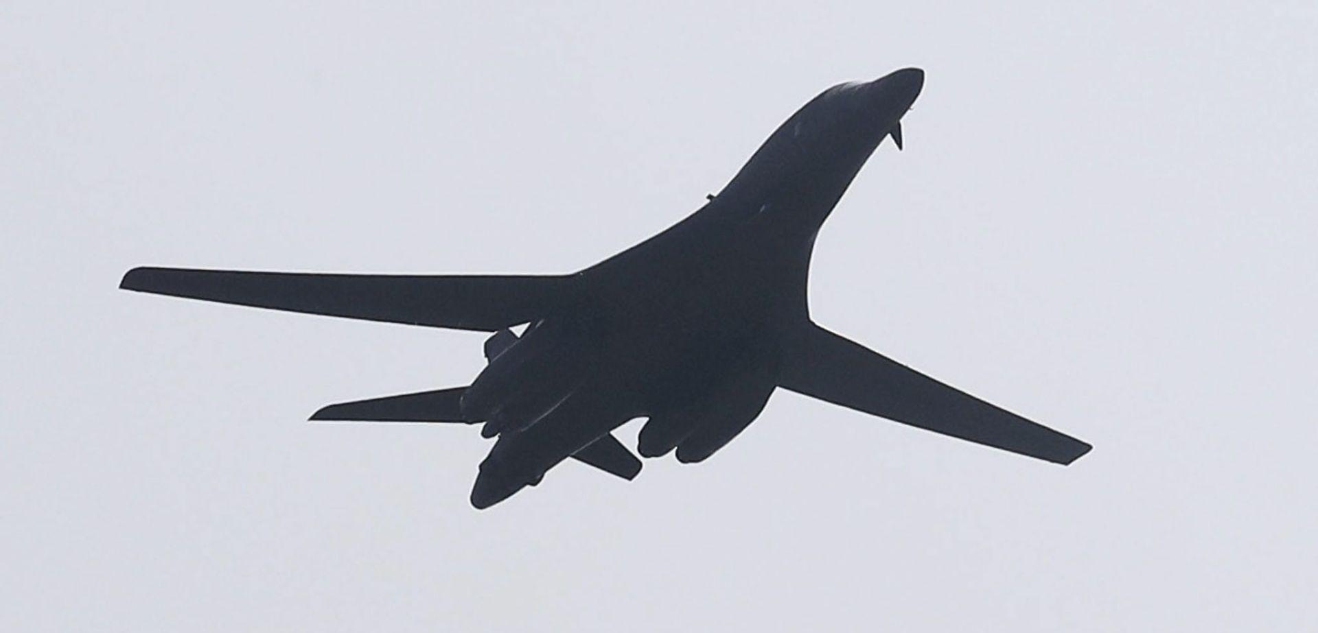 ODGOVOR NA NUKLEARNI TEST PYONGYANGA Američki bombarderi nadlijetali Južnu Koreju
