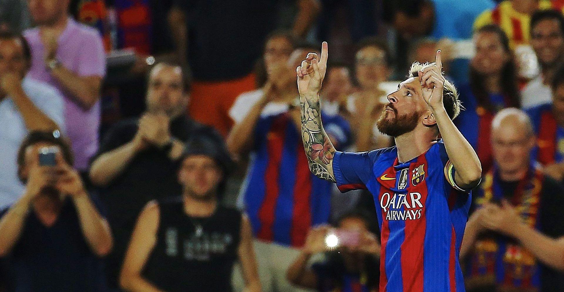 ZABRINUTOST U BARCI Leo Messi 'out' tri tjedna