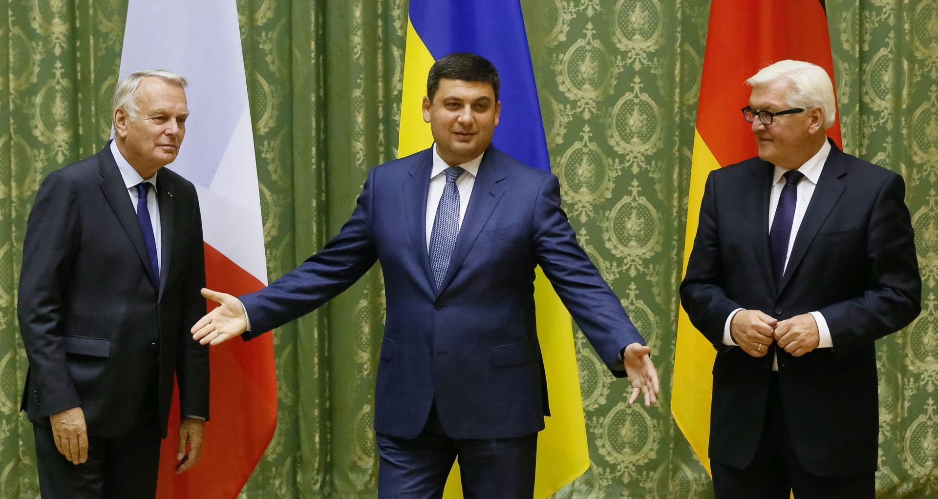 """Njemačka vidi """"tračak nade"""" u ukrajinskom primirju, ali traži daljnje korake"""