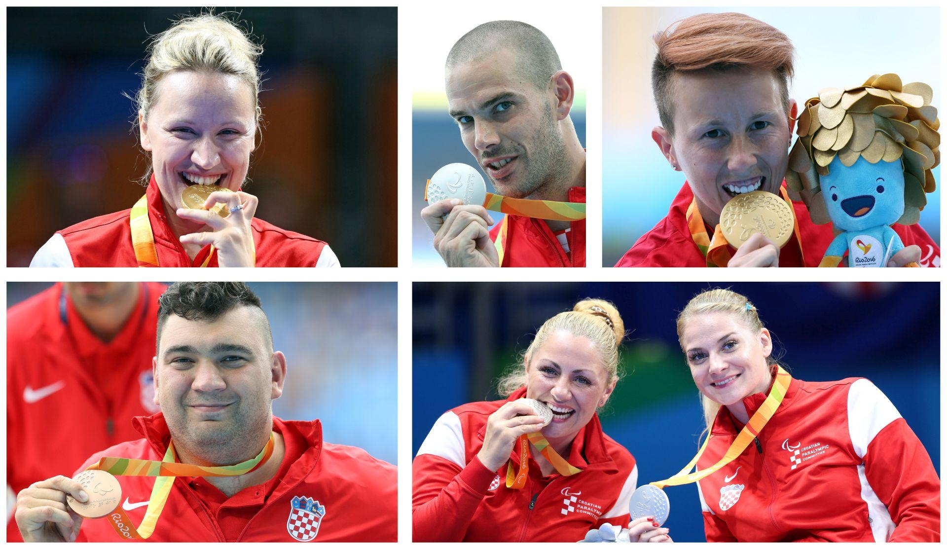 POI RIO Hrvatska na 41. mjestu s dva zlata, dva srebra i jednom broncom