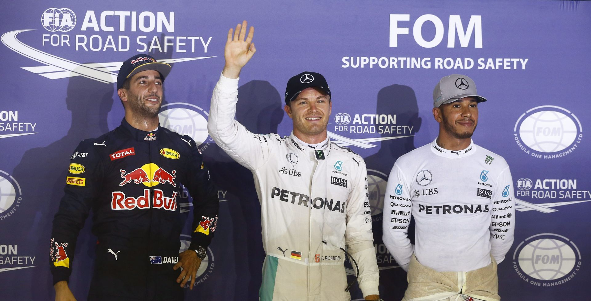 FORMULA 1 Rosbergov trijumf u Singapuru