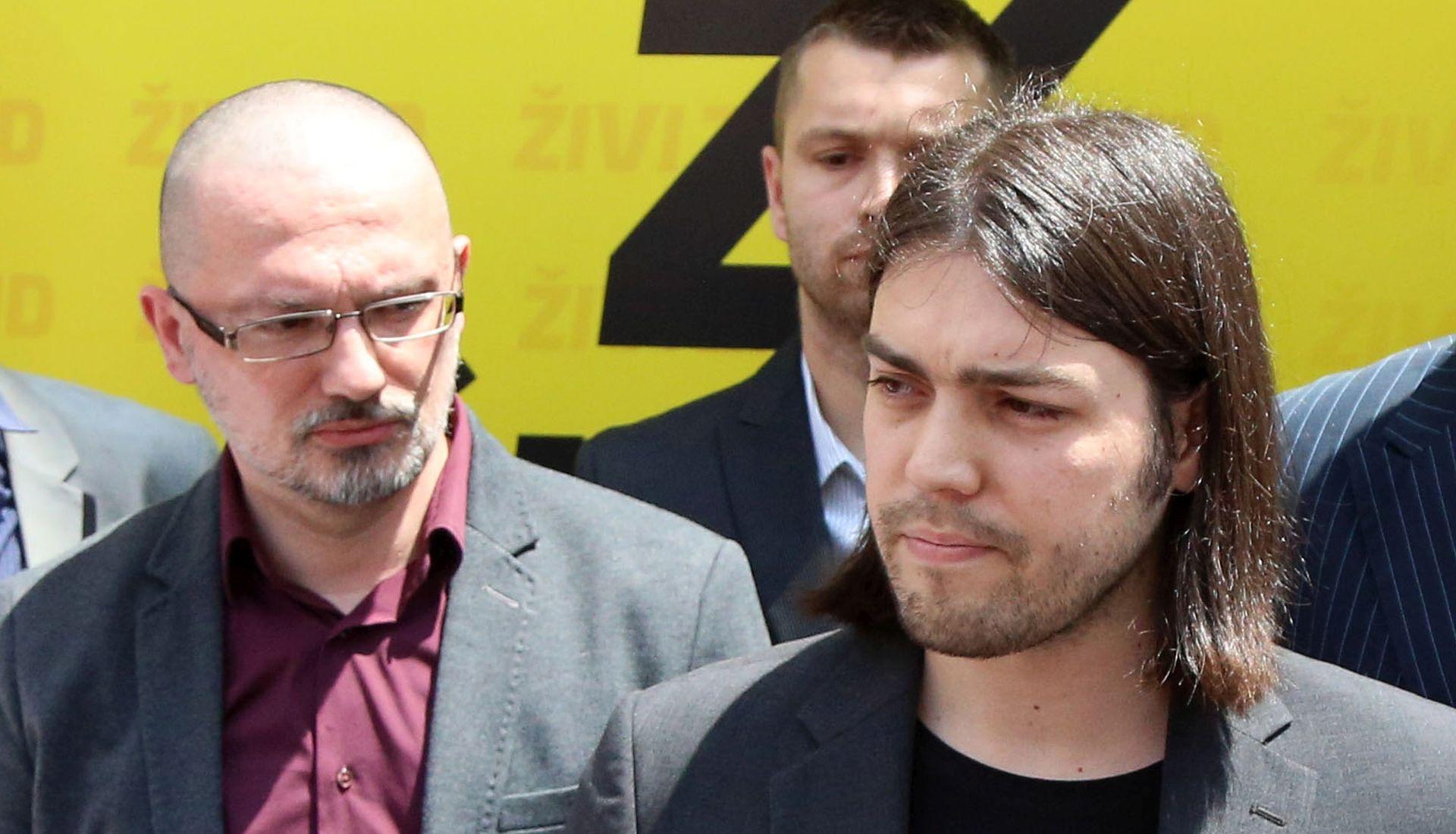 Hrvoje Runtić u Saboru će biti nezavisni zastupnik u Klubu zastupnika Mosta